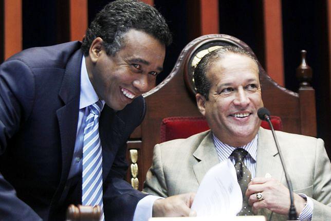 Félix Bautista y Reinaldo Pared Pérez