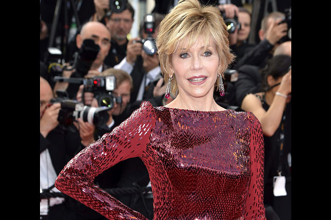Jane Fonda vuelve al cine en &quot;Et si on vivait tous ensemble&quot;