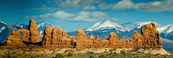 The Windows, Arches National Park, Utah, US (Roddy Scheer)