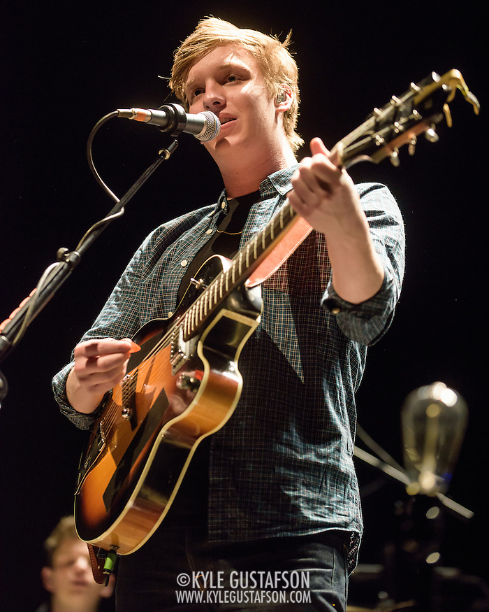 WASHINGTON, DC - March 9, 2015 - George Ezra opens for Hozier at the Lincoln Theater in Washington, D.C.(Photo by Kyle Gustafson / For The Washington Post) (Kyle Gustafson/For The Washington Post)