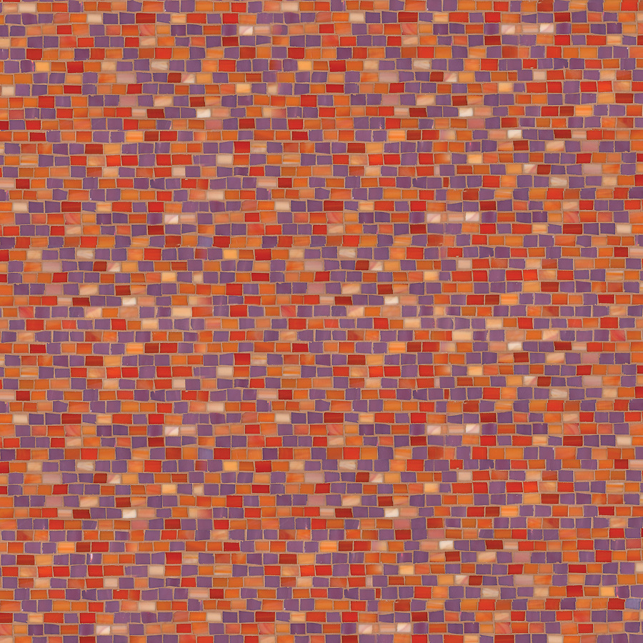 Erin Adams Smalti shown in Greta and Sardonyx for New Ravenna Mosaics. (New Ravenna Mosaics 2012)