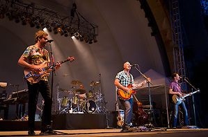 Barenaked Ladies - Toledo Zoo Amphitheater - 07.06.12 (Jon Diener)