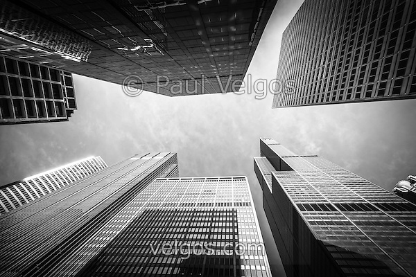 MG 1000 Chicago Buildings Black And White New Chicago Black and White Photos Collection
