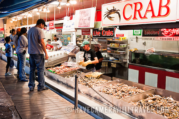Maine Avenue Fish Market