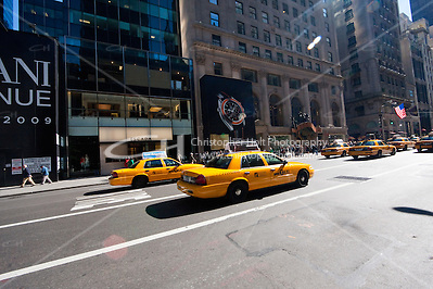 5th Avenue scene in New York in October 2008 (Christopher Holt LTD - LondonUK, Christopher Holt LTD/Image by Christopher Holt - www.christopherholt.com)