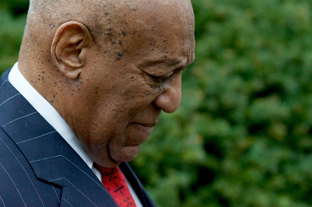 Bill Cosby arrives for a March 29, 2018 pre-trial hearing at Montgomery County Courthouse, in Norristown, PA. The sexual assault trial against the American actor/entertainer is scheduled to start on April 2nd. (Bastiaan Slabbers)