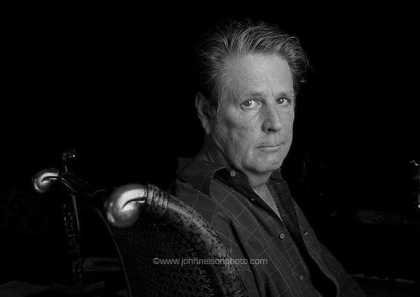 Brian Wilson is an American musician, singer, record producer and is best known as the leader and chief songwriter of the group The Beach Boys. (John Nelson)