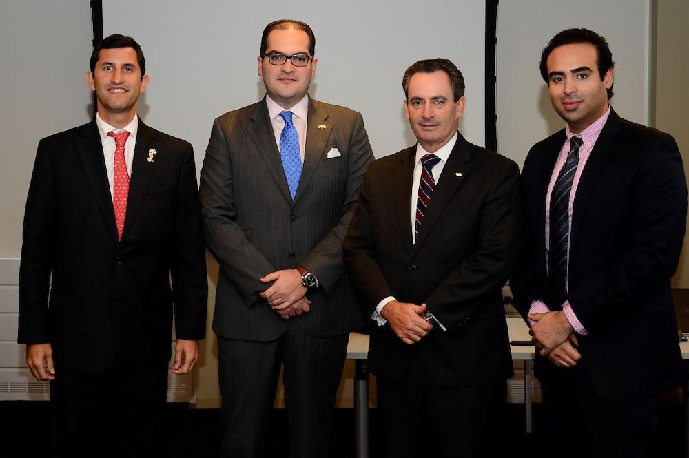 Deloitte con activa participaci n en semana dominicana en for Oficinas deloitte