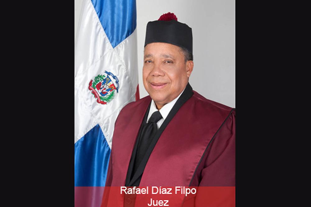 Juez Rafael Díaz Filpo