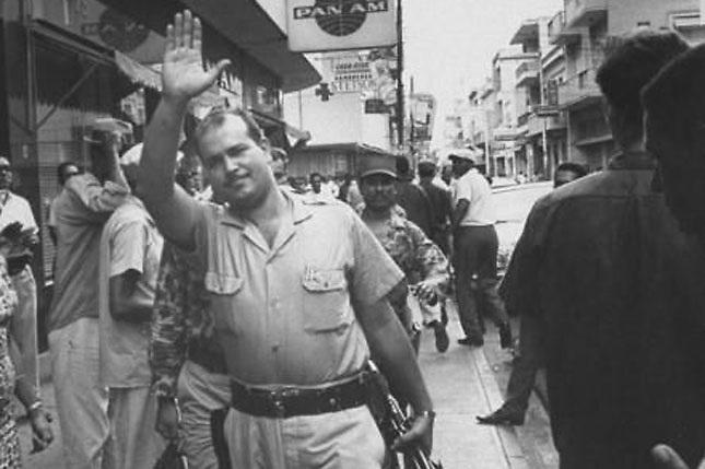El legendario coronel Francisco Alberto Caamaño Deñó