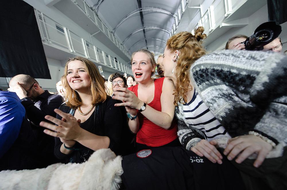 Photos of the band Rubik performing live for Iceland Airwaves Music Festival at Reykjavik Art Museum in Reykjavik, Iceland. November 2, 2012. Copyright © 2012 Matthew Eisman. All Rights Reserved. (Matthew Eisman/Photo by Matthew Eisman)