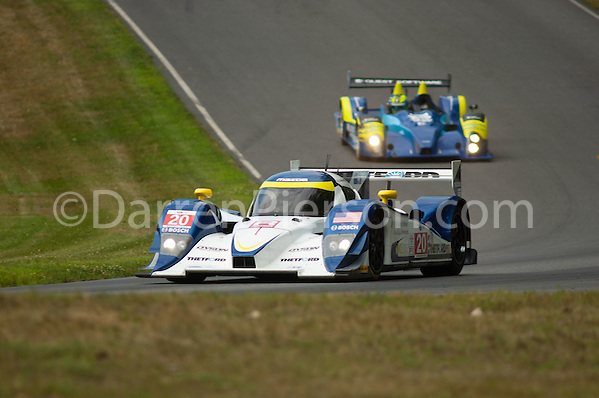 #20 Dyson Racing Team Inc. Lola B11/66: Michael Marsal, Eric Lux (Darren Pierson)