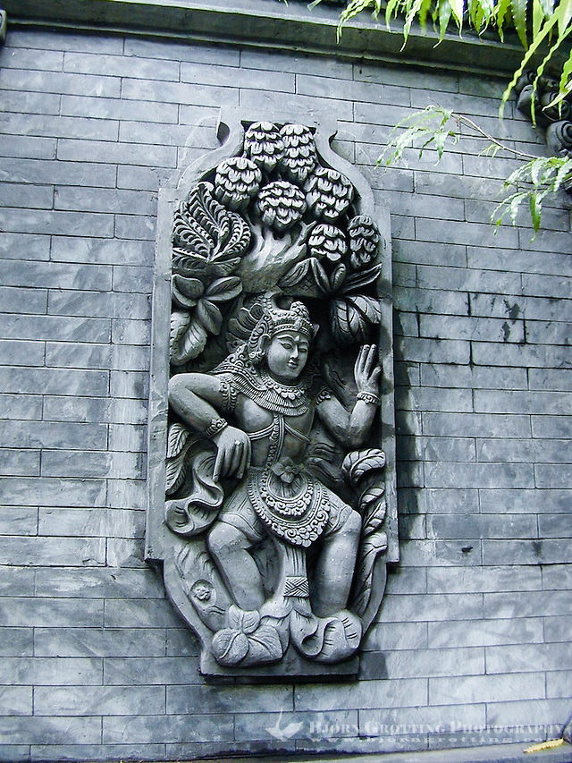 Bali, Denpasar. Art in Denpasar.' (Photo Bjorn Grotting)