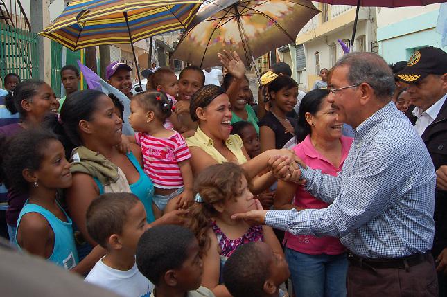 Danilo Medina expondrá programa de gobierno a la Cámara Americana