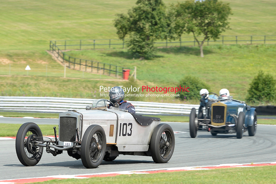 Vintage Sports-Car Club Oulton Park July 2015