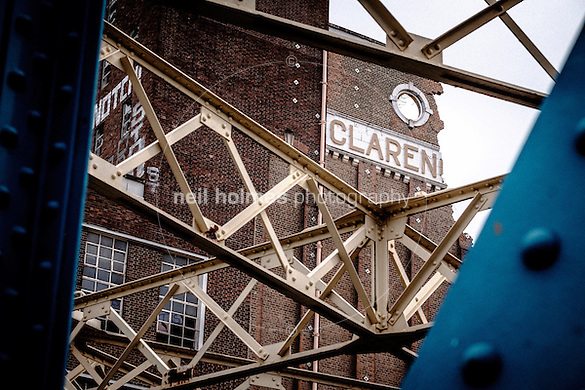 Clarence Flower Mill, Kingston Upon Hull, East Yorkshire, United Kingdom, 26 August, 2015. (Neil Holmes)