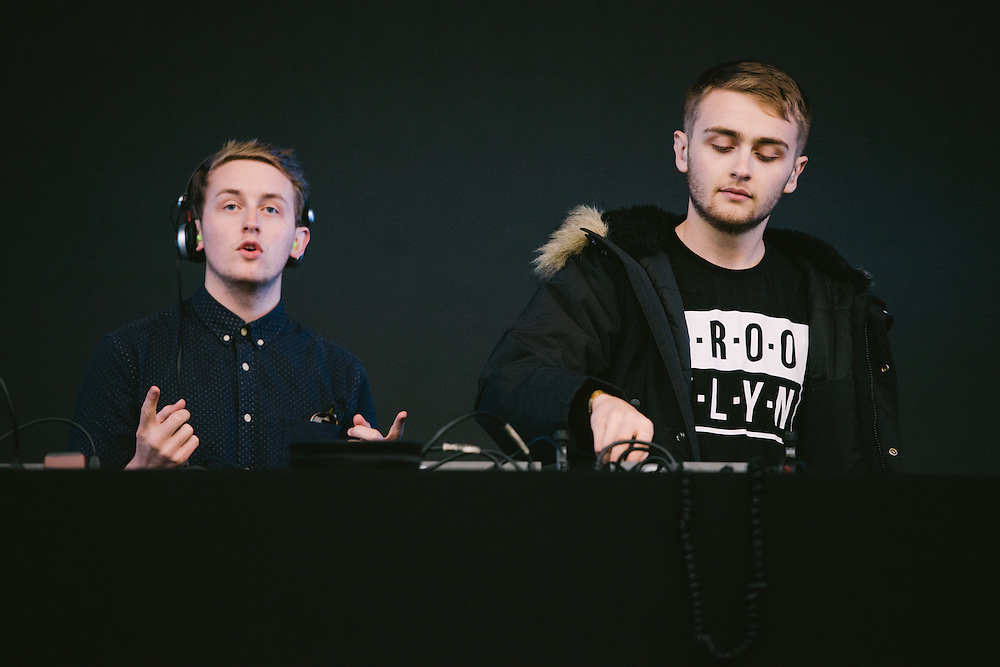 Photos of Disclosure performing live at Secret Solstice Music Festival 2014 in Reykjavík, Iceland. June 20, 2014. Copyright © 2014 Matthew Eisman. All Rights Reserved (Matthew Eisman/Photo by Matthew Eisman)