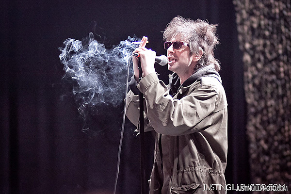 Echo & The Bunnymen @ Club Nokia, Los Angeles (Justin Gill)
