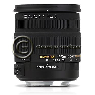 Sigma 17-70 mm (Steven W Smeltzer)