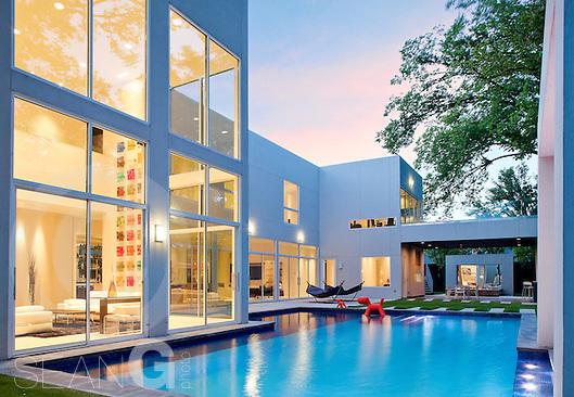Cantoni Axis House Dallas Texas Architecture