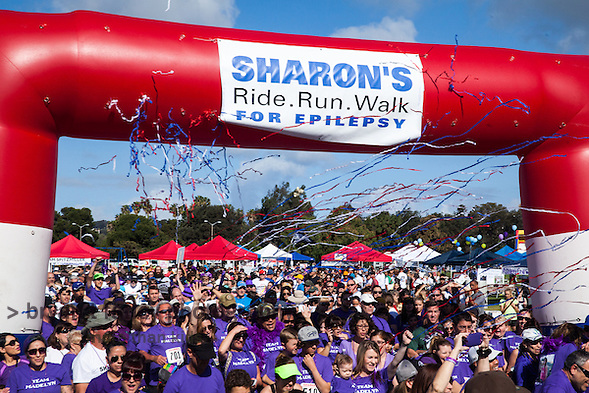 Sharon's Ride.Run.Walk for Epilepsy 2014 was held on Sunday March 30, in San Diego, California. The 15th Annual event benefits the Epilepsy Foundation of San Diego County. (bryan farley)