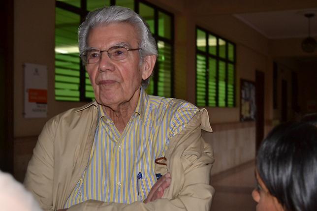 Carlos (Carlucho) Bermúdez