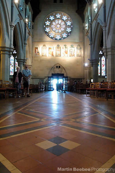 Inside Christchurch Cathedral, Christchurch, New Zealand (Martin D. Beebee/Martin Beebee Photography)
