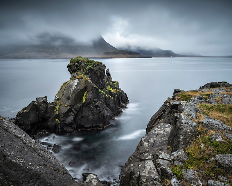 Seascape from Strandir, Northwest Iceland. (Christopher Lund/©2013 Christopher Lund)