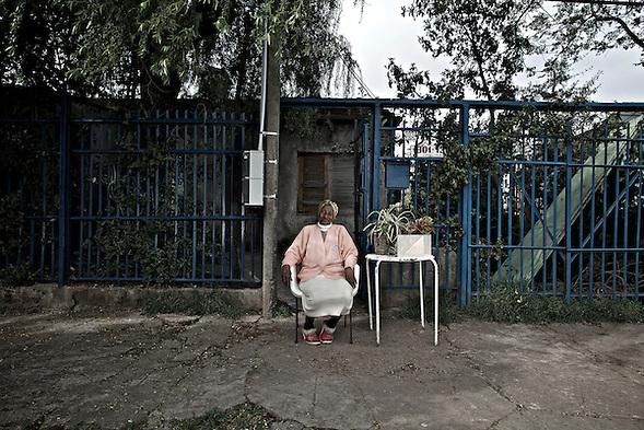 Mama� Vieja | Leopoldina Barboza | Empleada Dome�stica (pensionista) (Martin Herrera Soler)