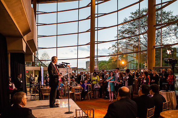 The National Walk for Epilepsy VIP Reception was held at The Meed Center for American Theater on Friday, April 19, 2012. The National Walk for Epilepsy is on Saturday, April 20, 2013 on the Washington Monument Grounds. (bryan farley)