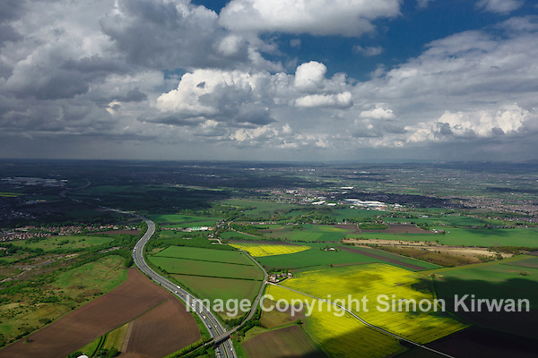 Lancashire from the Air - Aerial Photography By Simon Kirwan