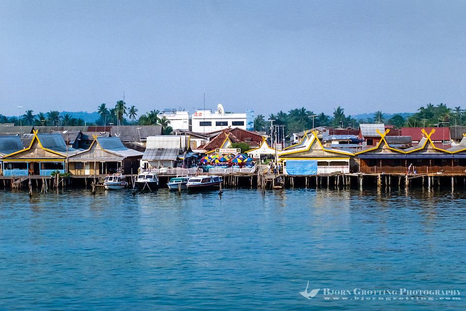 Riau Islands, Bintan. Tanjung Uban is located on the north west coast of Bintan. (Bjorn Grotting)