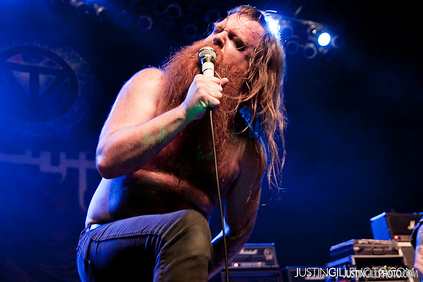 Valient Thorr live concert at Congress Theater Chicago