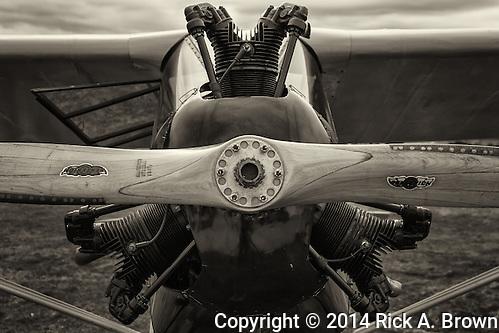 Piper J3P Cub (Rick A. Brown)