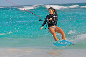Fun & Fly Kitesurfing, Tulum, Mexico (Anna Fishkin)