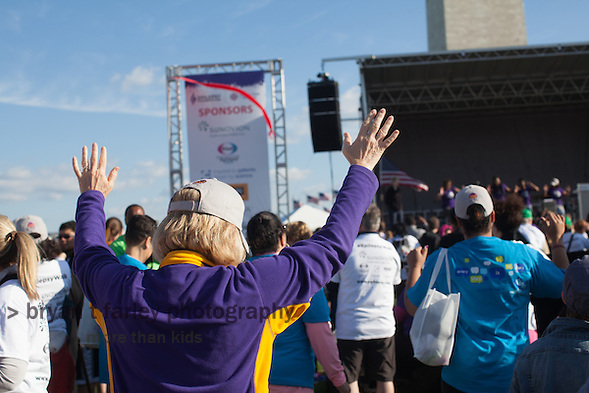 The 9th National Walk for Epilepsy was held on Saturday, April 11 2015 in Washington, D.C. (bryan farley)