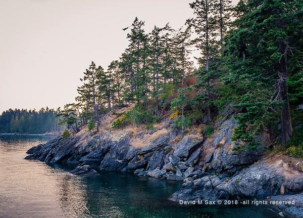 8.24.18 - Coastline...  (©David M Sax 2018 - all rights reserved)