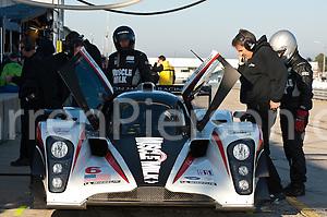#6 Muscle Milk Aston Martin Racing Lola B08/62 Aston Martin: Greg Pickett, Klaus Graf, Lucas Luhr (Darren Pierson)