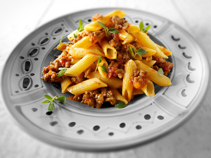 Pene Bolognese (Paul Williams)