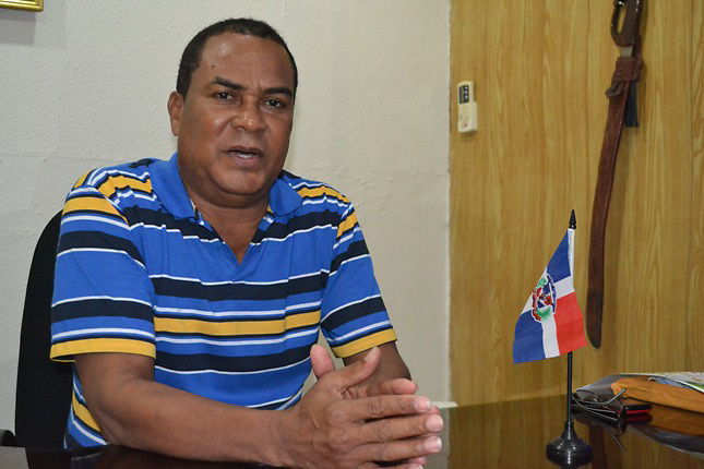 Esteban Pérez Mota, regidor