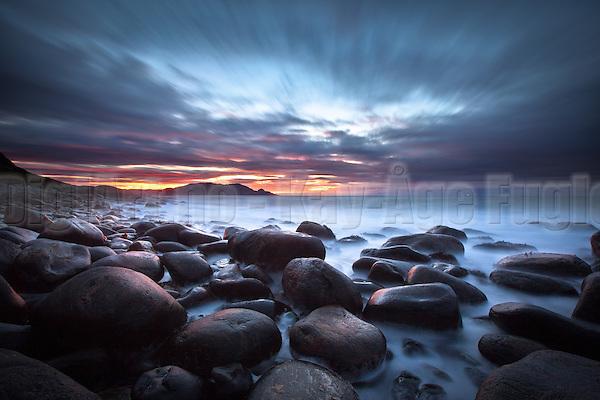 Sandsøya i bakgrunnen (Kay-�ge Fugledal)