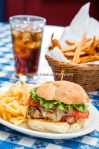 Food photography from Hugo's restaurant in Fayetteville, Arkansas. (Beth Hall)