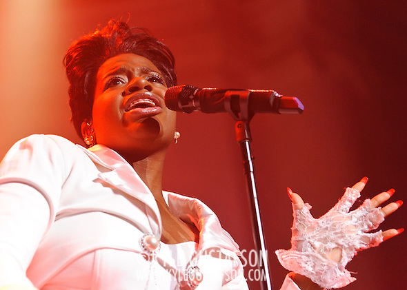 WASHINGTON, D.C. - DECEMBER 28th, 2010: Former American Idol winner Fantasia Barrino performs at DAR Constitution Hall as part of her Back To Me tour. She released an album of the same name in August.  (Photo by Kyle Gustafson/For The Washington Post) (Photo by Kyle Gustafson / For The Washington Post)