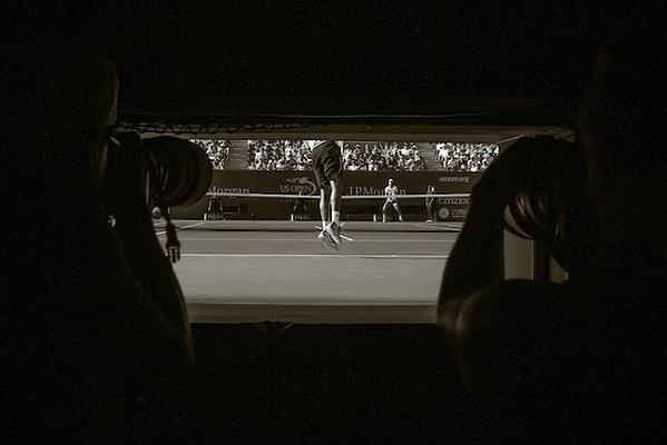 Marin Cilic, 2014 U.S. Open Men's Quarterfinal. Photographed at the Billie Jean King National Tennis Center in Queens, NY, USA 9/4/2014. © 2014 Darren Carroll (Darren Carroll/Sports Illustrated)