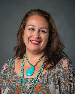 Siomara Saenz Phillips poses for a photograph, September 2, 2015. (Houston ISD/Dave Einsel)