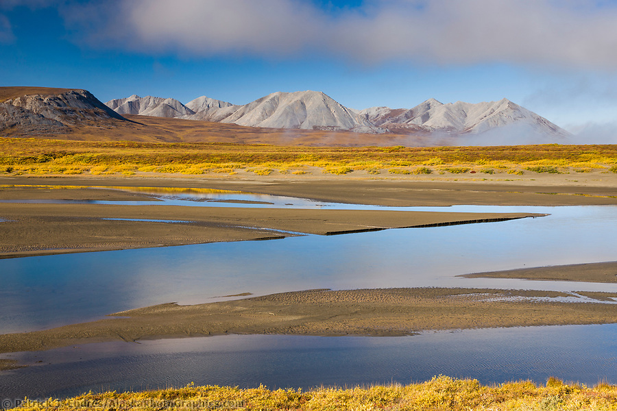 Atigun River number two, Endicott Mountains of the Brooks Range, Arctic, Alaska. (Patrick J. Endres / AlaskaPhotoGraphics.com)