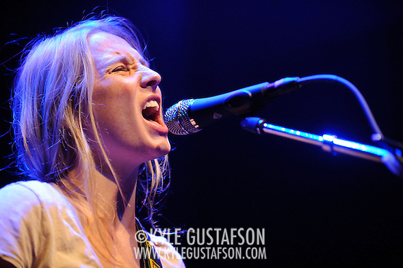 WASHINGTON, D.C. - January 29th, 2011: Singer-songwriter Lissie performs at the the 9:30 Club. Her debut album, Catching A Tiger, was released in late 2010. (Photo by Kyle Gustafson/For The Washington Post) (Photo by Kyle Gustafson / For The Washington Post)