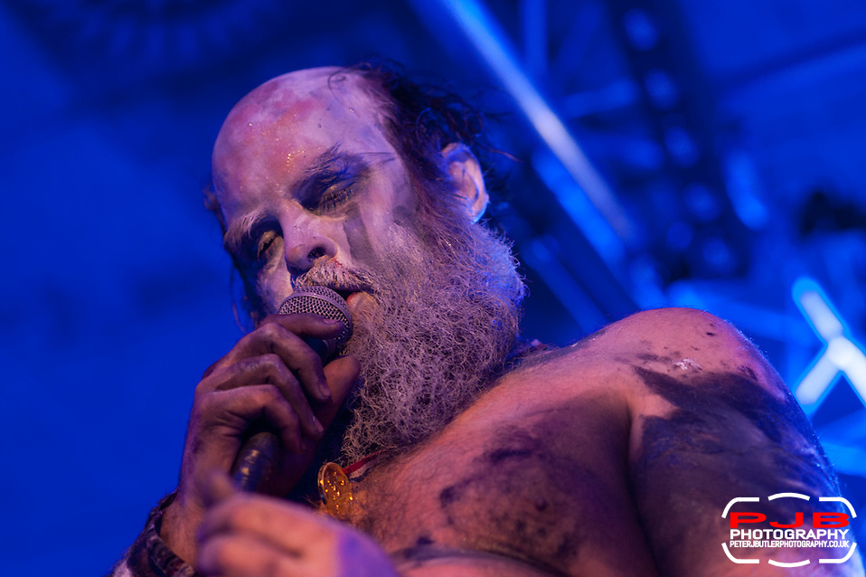 Les Savy Fav Performing @ ATP - 2013 - End of an Era - Weekend 1 - Curated by ATP and Primavera Sound (Peter J Butler)