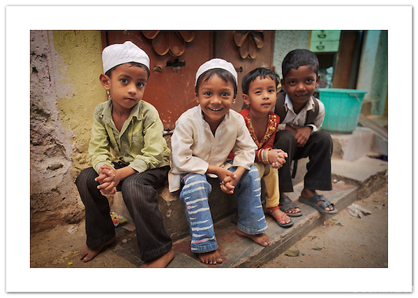 Bangalore, India (©2012 Ian Mylam)