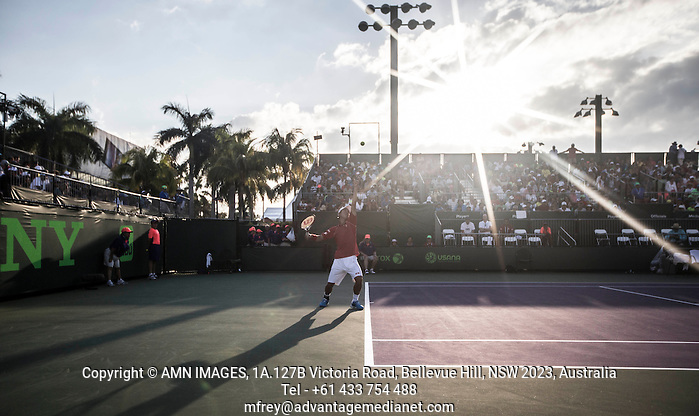 KEI NISHIKORI (JPN) Tennis - Sony Open - ATP-WTA -  Miami -  2014  - USA  -  21 March 2014.  © AMN IMAGES (FREY/FREY- AMN Images)